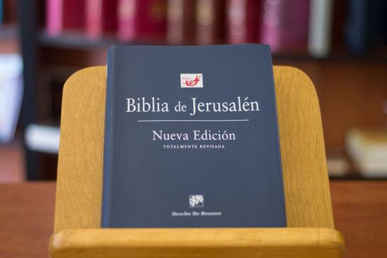 BIBLIA DE JERUSALEN NUEVA EDICION (FLEXIBLE)