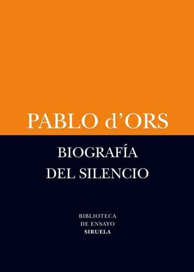Picture of BIOGRAFIA DEL SILENCIO