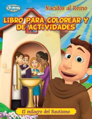 Picture of NACIDOS AL REINO - LIBRO PARA COLOREAR Y DE ACTIVIDADES