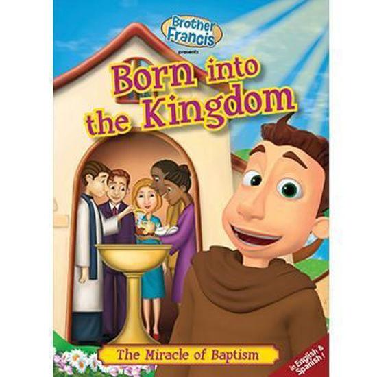 Picture of DVD.BORN INTO THE KINGDOM