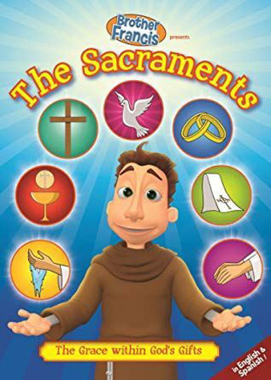 Picture of DVD.SACRAMENTS (BROTHER FRANCIS)
