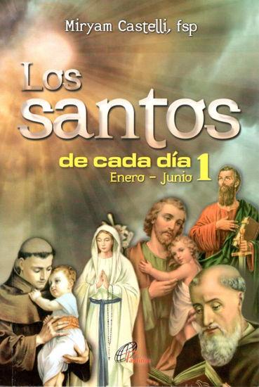 Picture of SANTOS DE CADA DIA I (ENERO - JUNIO) PAULINAS COLOMBIA