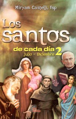 Picture of SANTOS DE CADA DIA 2 (JULIO - DICIEMBRE) PAULINAS COLOMBIA