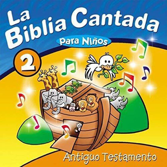 Picture of CD.BIBLIA CANTADA PARA NIÑOS 2 *PISTAS*