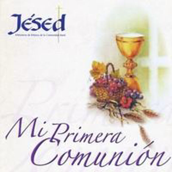 Picture of CD.MI PRIMERA COMUNION (JESED)