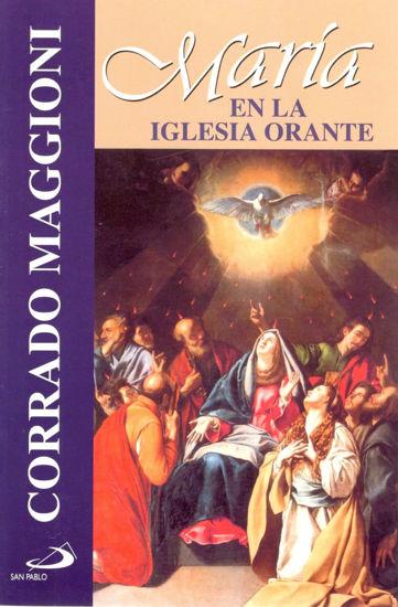 MARIA EN LA IGLESIA ORANTE
