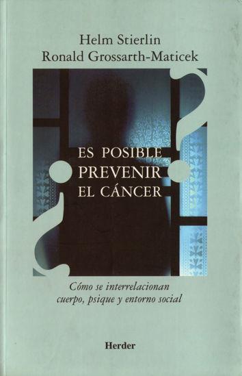 ES POSIBLE PREVENIR EL CANCER