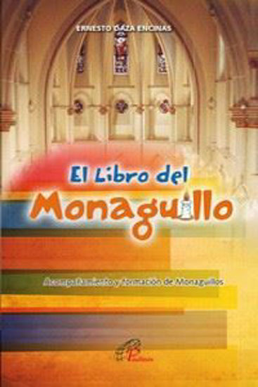 LIBRO DEL MONAGUILLO (PAULINAS PERU)