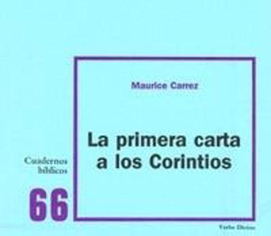 Foto de PRIMERA CARTA A LOS CORINTIOS (VERBO DIVINO/CUADERNOS) #66