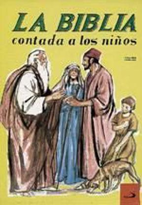 Foto de BIBLIA CONTADA A LOS NIÑOS (SP ESPAÑA/2 TOMOS)