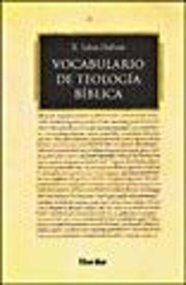 Foto de VOCABULARIO DE TEOLOGIA BIBLICA (RUSTICA) #66