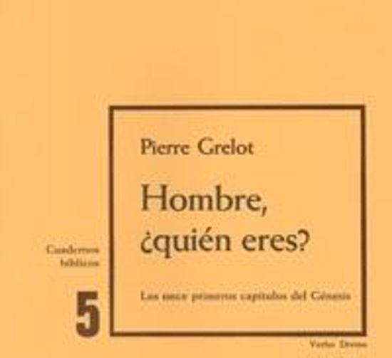 Picture of HOMBRE QUIEN ERES #5