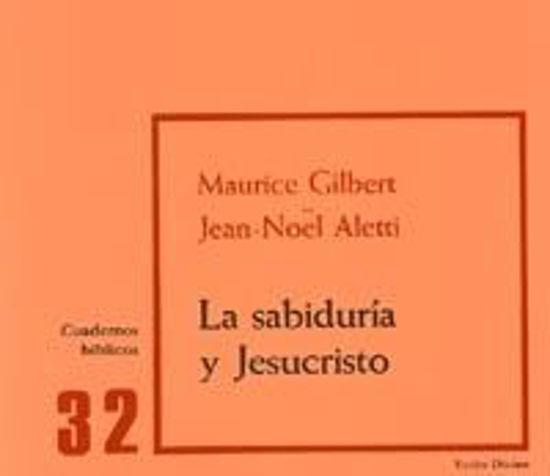 Picture of SABIDURIA Y JESUCRISTO #32