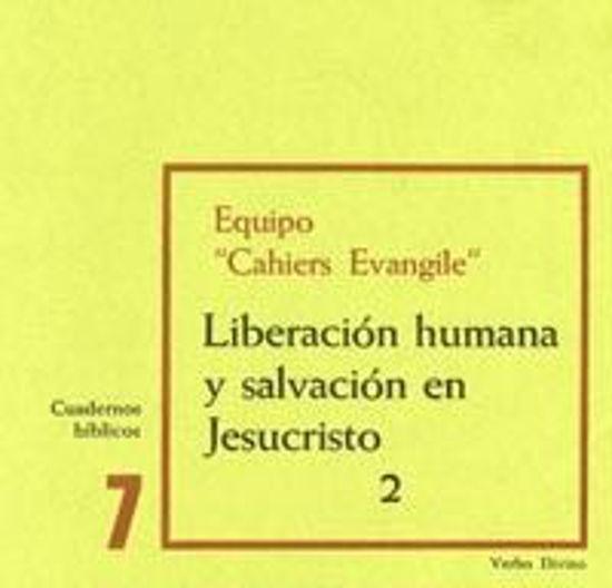 Foto de LIBERACION HUMANA Y SALVACION EN JESUCRISTO 2 #7