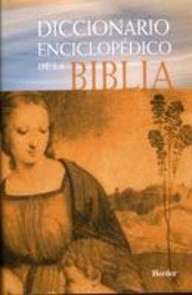 Picture of DICCIONARIO ENCICLOPEDICO DE LA BIBLIA