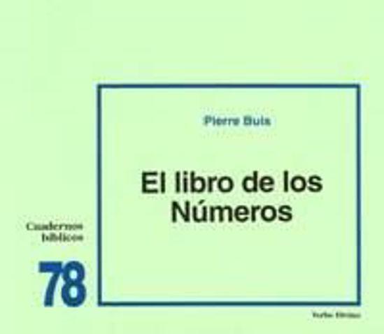 Foto de LIBRO DE LOS NUMEROS #78