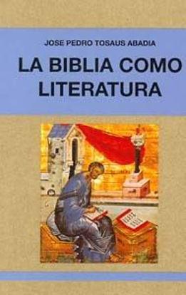 Foto de BIBLIA COMO LITERATURA #12
