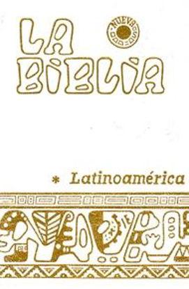 Foto de BIBLIA LATINOAMERICANA (BOLSILLO BLANCA)