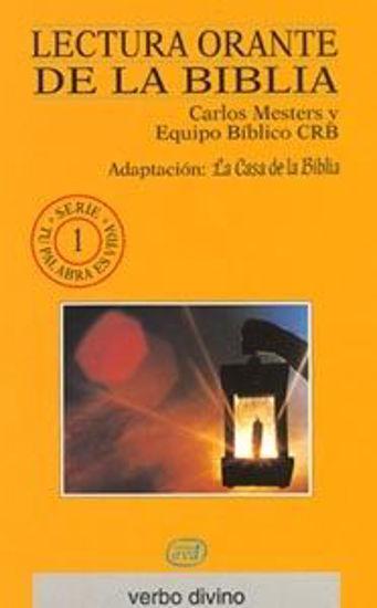 Picture of LECTURA ORANTE DE LA BIBLIA (VERBO DIVINO)