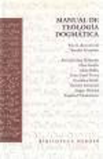 Picture of MANUAL DE TEOLOGIA DOGMATICA (BIB.HERDER) #199
