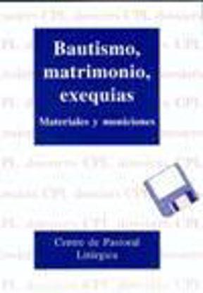 Foto de BAUTISMO MATRIMONIO EXEQUIAS #87