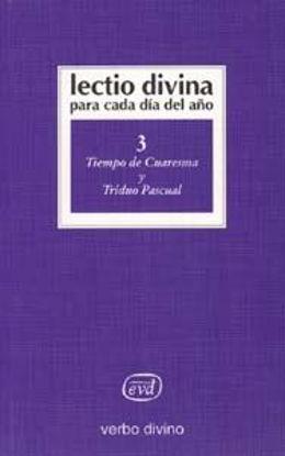 Picture of LECTIO DIVINA #03 TIEMPO DE CUARESMA Y TRIDUO PASCUAL