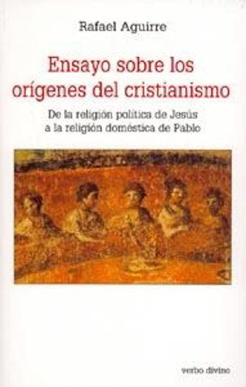 Foto de ENSAYO SOBRE LOS ORIGENES DEL CRISTIANISMO