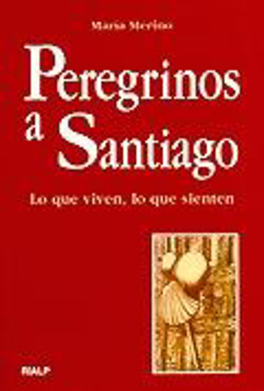 Picture of PEREGRINOS A SANTIAGO