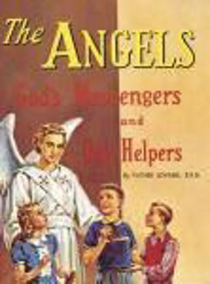 Picture of ANGELES (CATHOLIC BOOK)