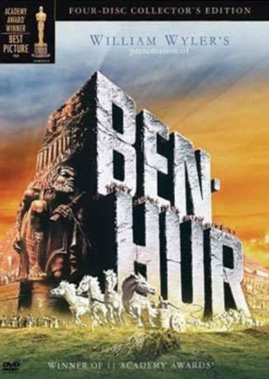 Picture of DVD.BEN HUR (4 DVD)