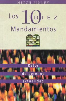 Foto de 10 DIEZ MANDAMIENTOS RETOS DE PERENNE