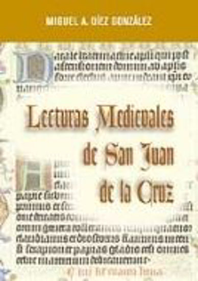 Picture of LECTURAS MEDIEVALES DE SAN JUAN DE LA CRUZ #22