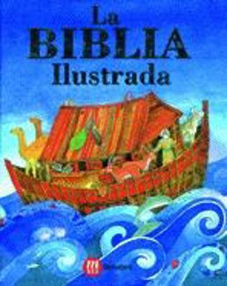 Foto de BIBLIA ILUSTRADA (MENSAJERO)