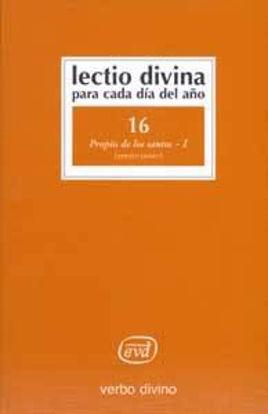 Picture of LECTIO DIVINA #16 PROPIO DE LOS SANTOS I ENE-JUN