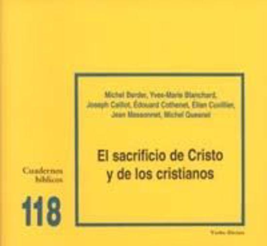 Picture of SACRIFICIO DE CRISTO Y DE LOS CRISTIANOS #118