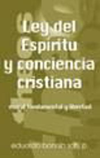 Picture of LEY DEL ESPIRITU Y CONCIENCIA CRISTIANA