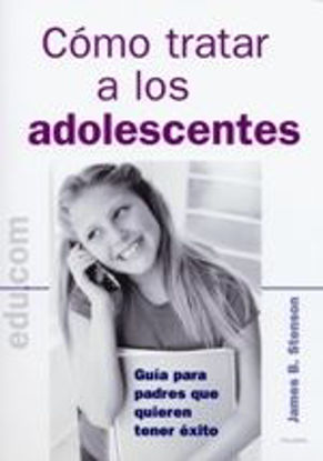 Picture of COMO TRATAR A LOS ADOLESCENTES