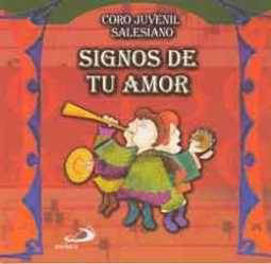 Picture of CD.SIGNOS DE TU AMOR