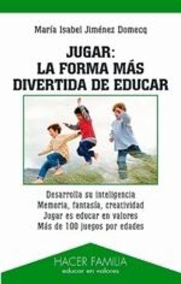 Picture of JUGAR LA FORMA MAS DIVERTIDA DE EDUCAR #88