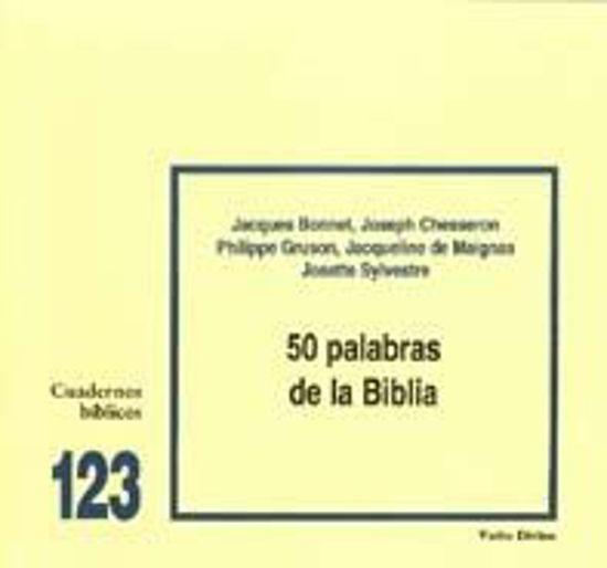 Foto de 50 PALABRAS DE LA BIBLIA #123
