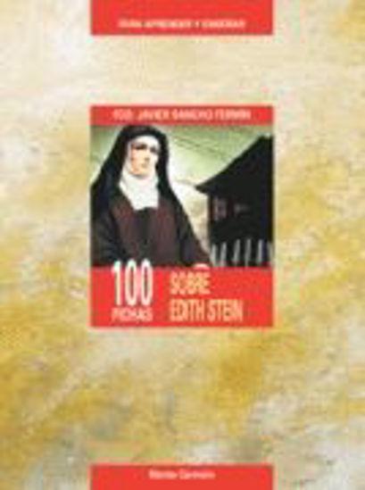Foto de 100 FICHAS SOBRE EDITH STEIN