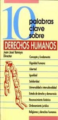 Picture of 10 PALABRAS CLAVE SOBRE DERECHOS HUMANOS #32
