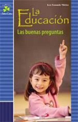 Picture of EDUCACION LAS BUENAS PREGUNTAS #5