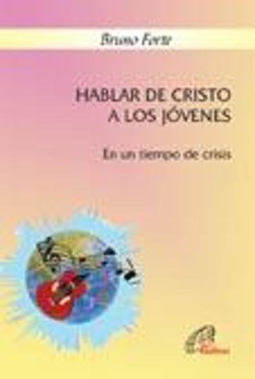 Picture of HABLAR DE CRISTO A LOS JOVENES