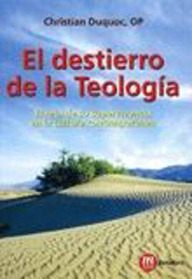 Foto de DESTIERRO DE LA TEOLOGIA