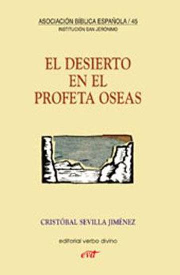 Picture of DESIERTO EN EL PROFETA OSEAS #45