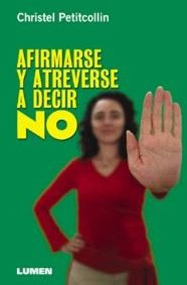Picture of AFIRMARSE Y ATREVERSE A DECIR NO