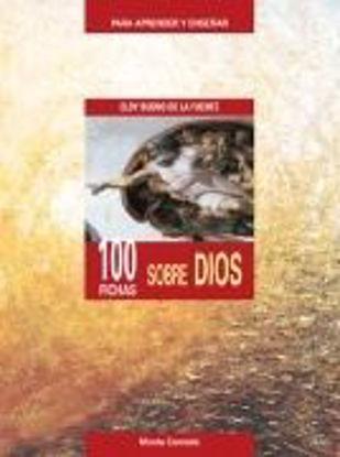 Foto de 100 FICHAS SOBRE DIOS