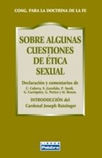 Picture of SOBRE ALGUNAS CUESTIONES DE ETICA SEXUAL #49