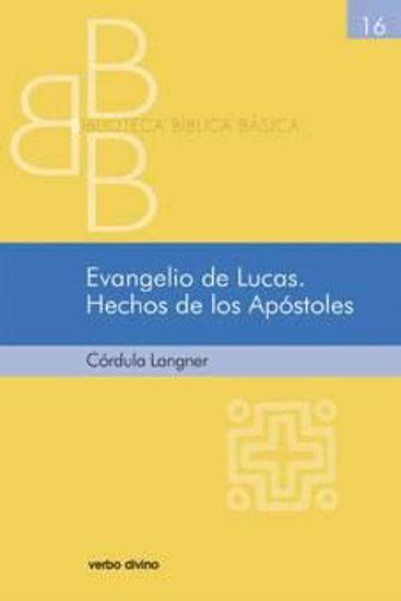 Foto de EVANGELIO DE LUCAS HECHOS DE LOS APOSTOLES (VD) #16